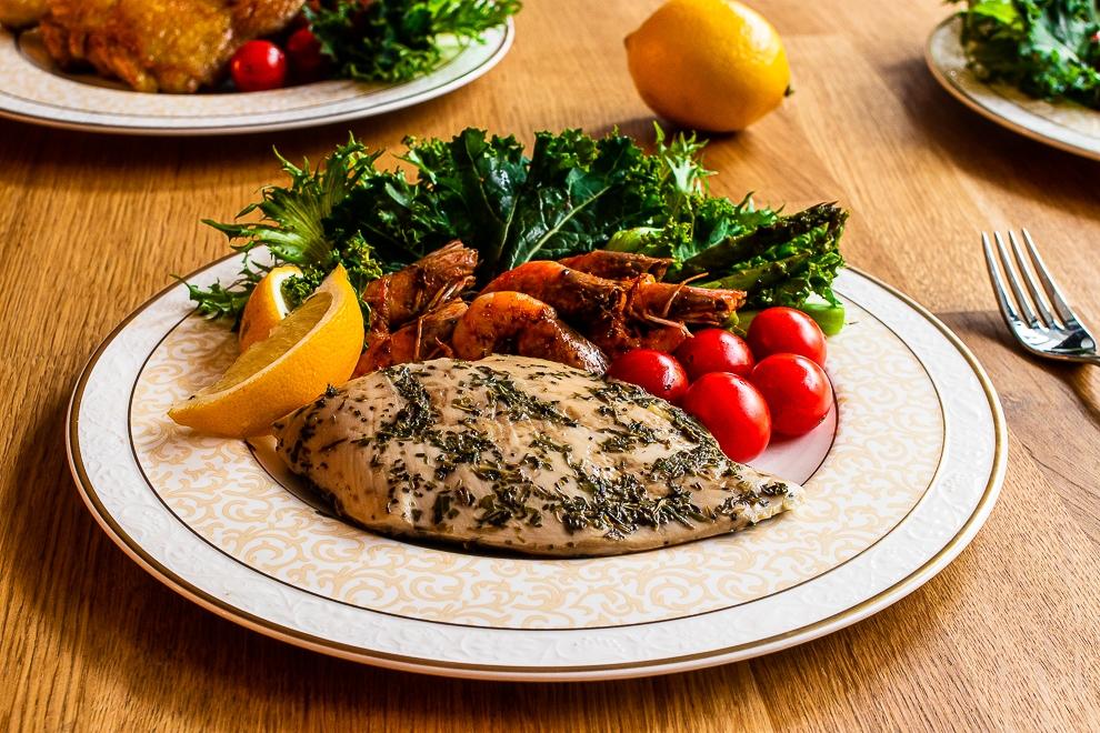 南法風味雞胸肉|美味舒肥料理