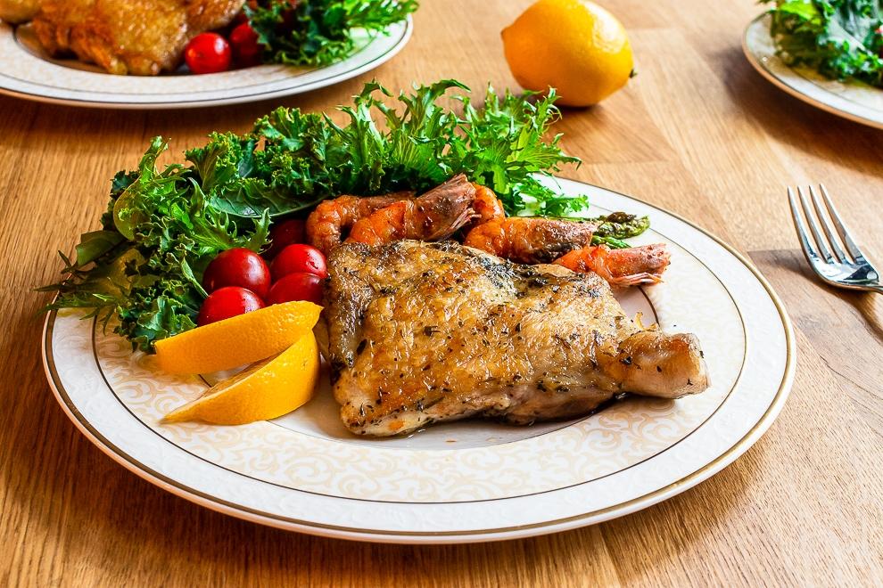 南法風味去骨雞腿排|生醃食材