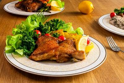 維吾爾風味去骨雞腿排|生醃食材