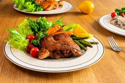 牙買加風味去骨雞腿排 生醃食材