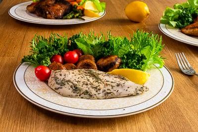 托斯卡尼風味雞胸肉|美味舒肥料理